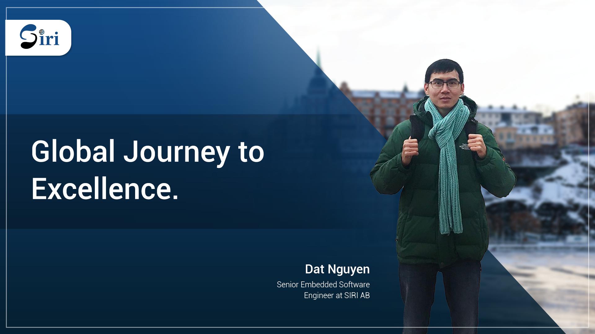 Dat Nguyen Global Journey Career